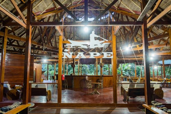 Ñape Lodge / Tambopata